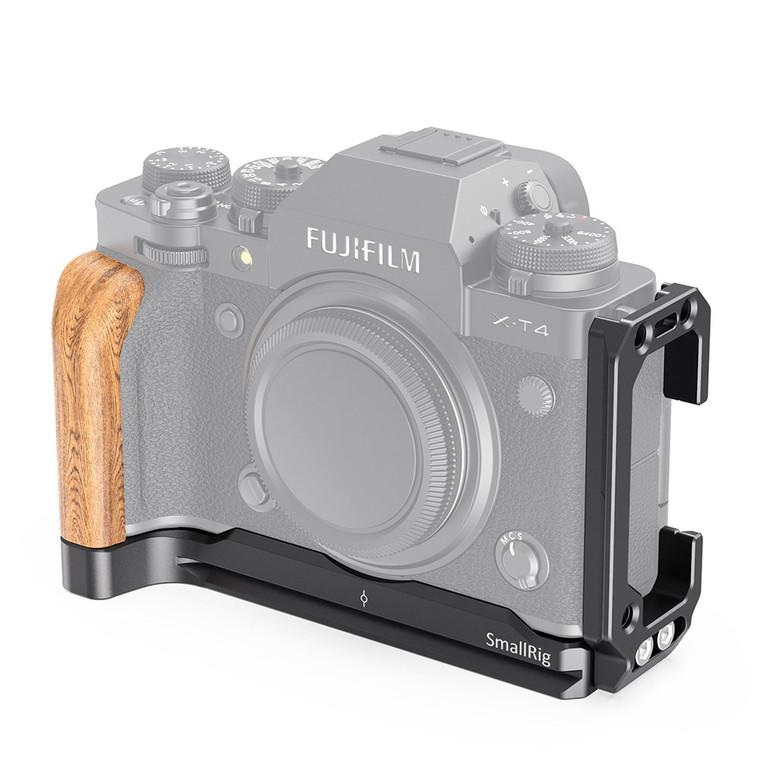 SmallRig L Bracket for FUJIFILM X-T4 Camera LCF2811