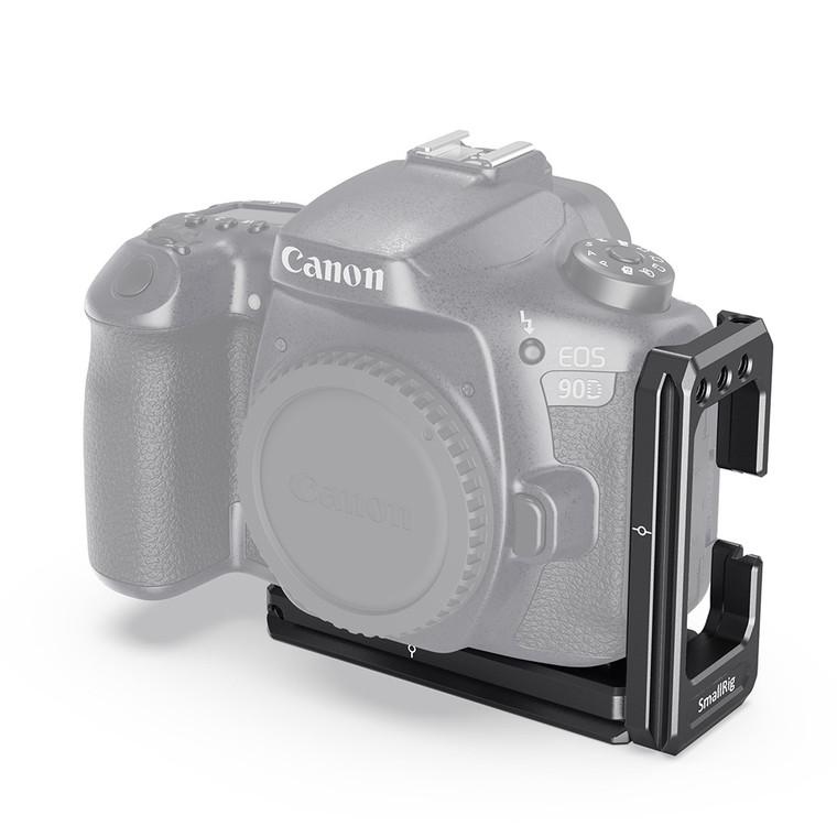 SmallRig L-Bracket for Canon EOS 90D 80D 70D LCC2657