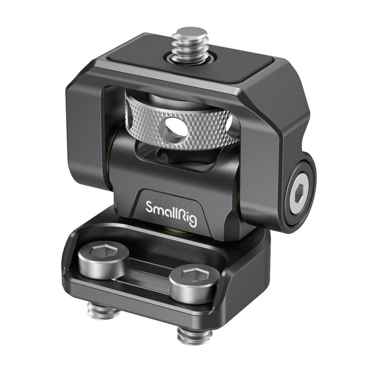 SmallRig Swivel and Tilt Adjustable Monitor Mount with Screws Mount 2904