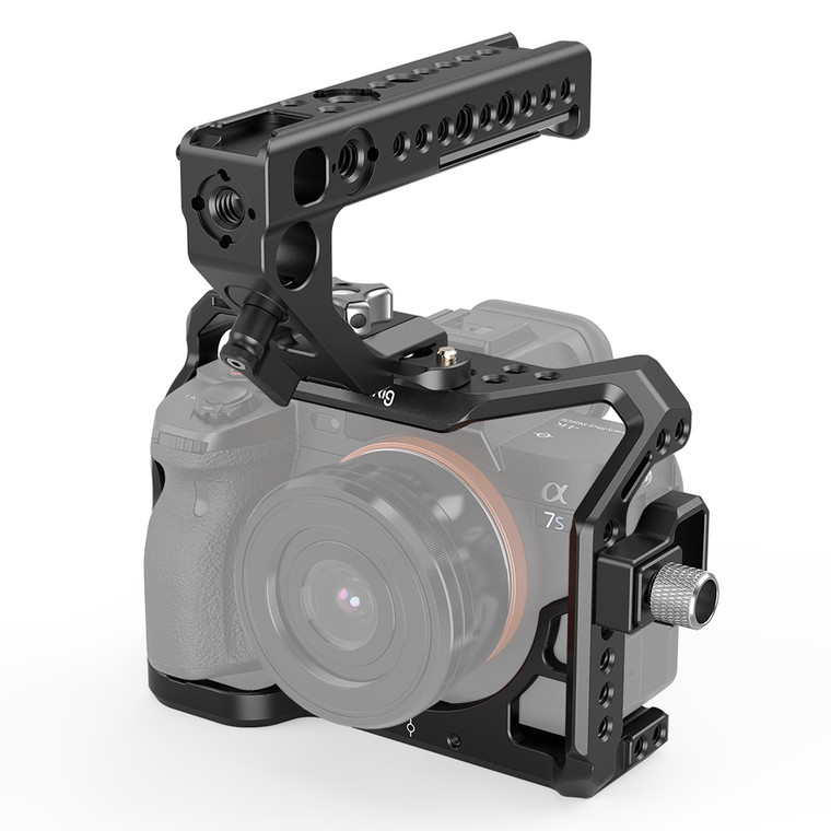 SmallRig Master Kit for SONY Alpha 7S III Camera 3009