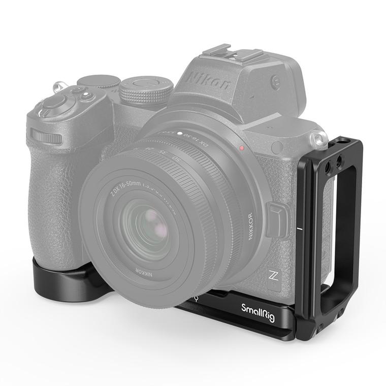 SmallRig L Bracket for Nikon Z5/Z6/Z7 Camera 2947