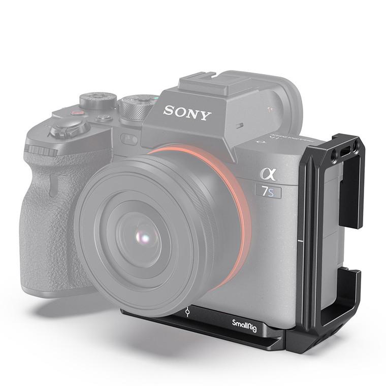 SmallRig L-Bracket for Sony Alpha 7S III A7S III A7S3 3003
