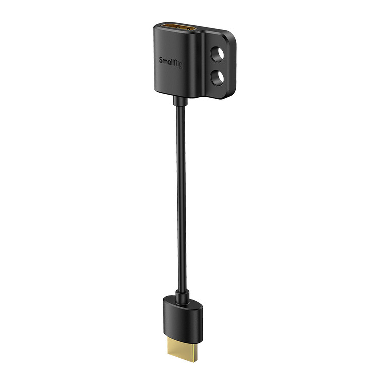 SmallRig Ultra Slim 4K HDMI Adapter Cable (A to A) 3019