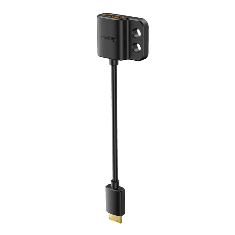 SmallRig Ultra Slim 4K HDMI Adapter Cable (C to A) 3020