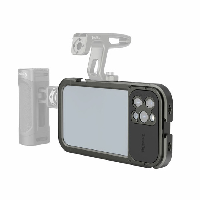 SmallRig Pro Mobile Cage for iPhone 12 Pro Max 3077