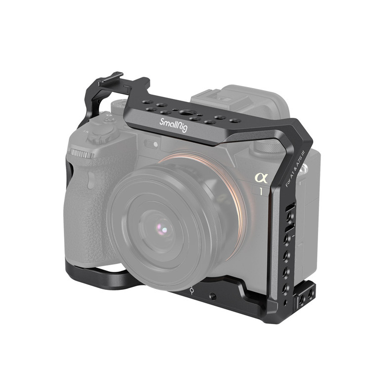 SmallRig Full Cage for Sony Alpha 1(A1)& Alpha 7S III 3241