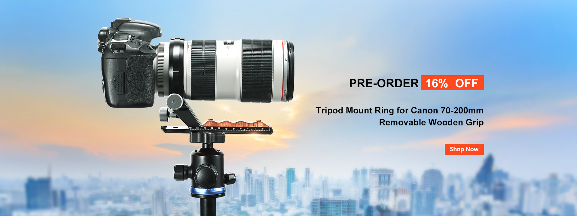 Tripod Mount Ring