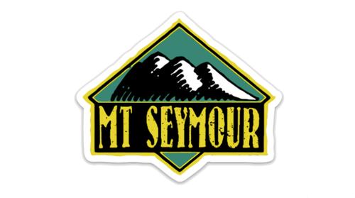Sticker - Heritage logo - Full Colour
