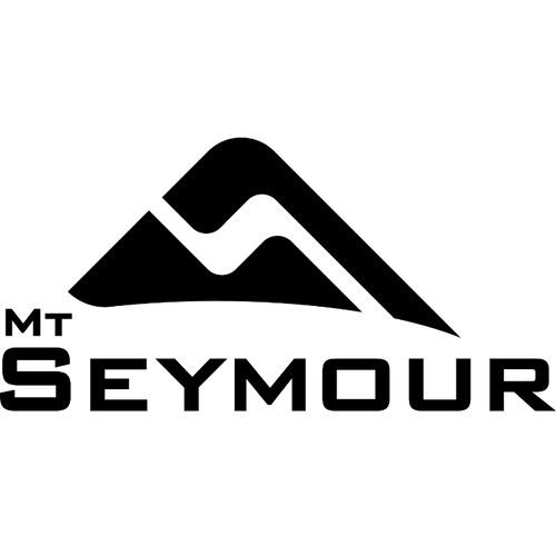 Die Cut Sticker - Mt Seymour Logo - BLK