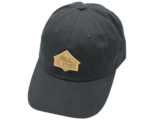 Heritage Logo - Dad Cap - Embroidered - Black