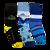 Selection of Mt Seymour Sock Styles