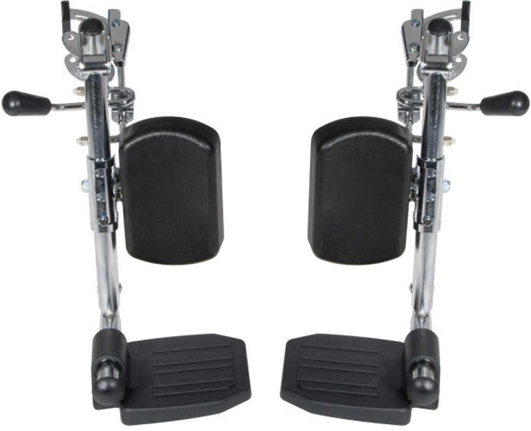 Drive Medical Swing Away Elevating Leg Rests