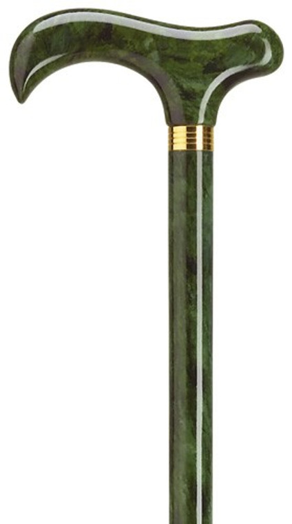 Green Fern Cane