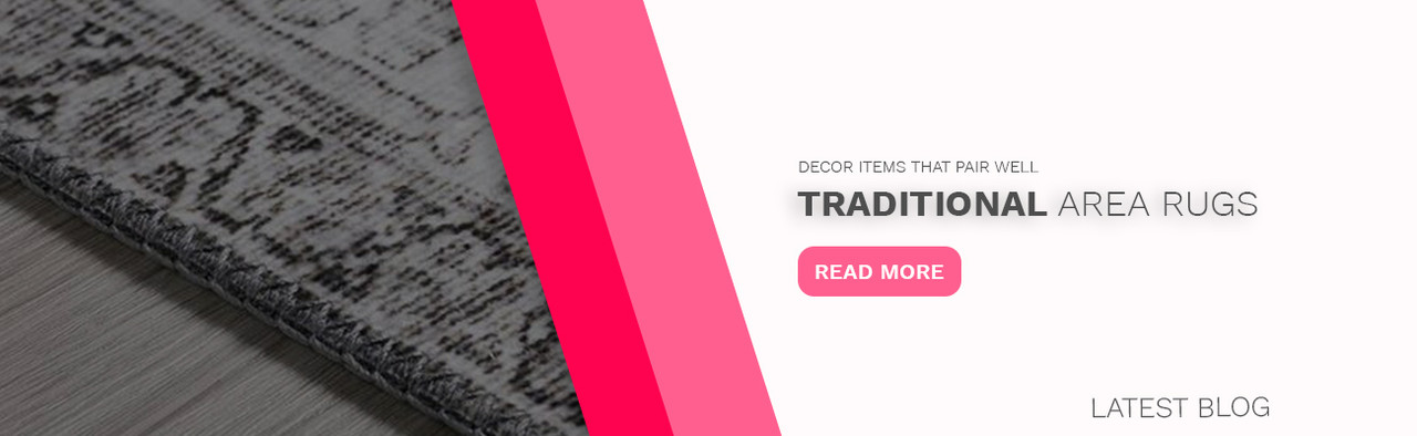 Decor Items That Pair Well with Traditional Area Rugs  - Rug Fashion Store