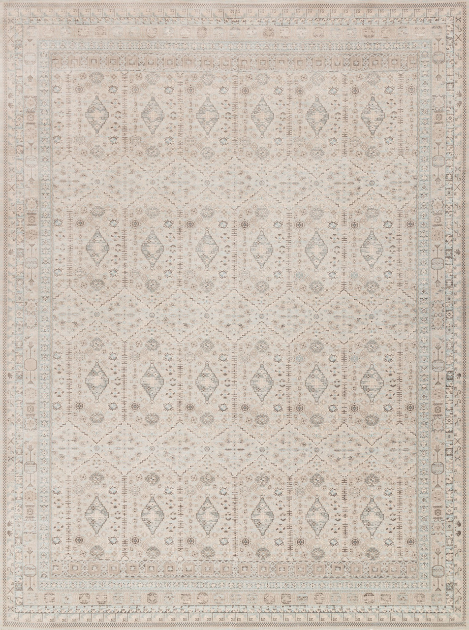 90b76e582 Magnolia Home Ella Rose EJ-03 STONE by Joanna Gaines.  Free-Shipping-Rug-Fashion-Store