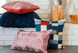 Decorative Pillows add an Instant Update to a Room