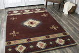 History of Southwestern Area Rugs
