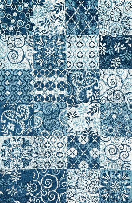 Loloi AVANTI AV-03 BLUE | Hot Deals