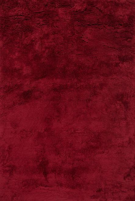 Loloi MASON SHAG MH-01 Crimson | Hot Deals