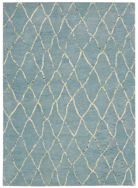 Barclay Butera Intermix Wave Area Rug by Nourison