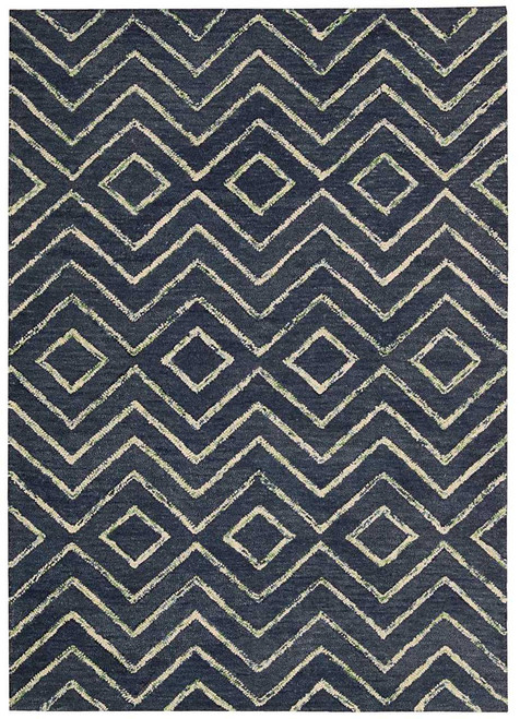 Barclay Butera Intermix Storm Area Rug by Nourison