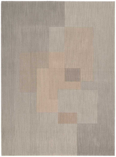 Calvin Klein Home Loom Select Overlay Drift Area Rug By Nourison