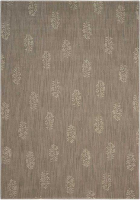 Calvin Klein Home Loom Select Pondicherry Granite Area Rug by Nourison