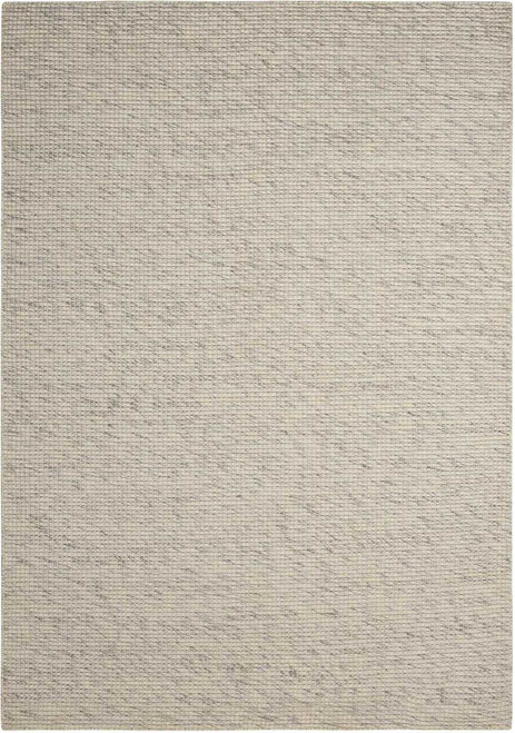 Calvin Klein Lowland Quadrant Beach Rock Area Rug by Nourison