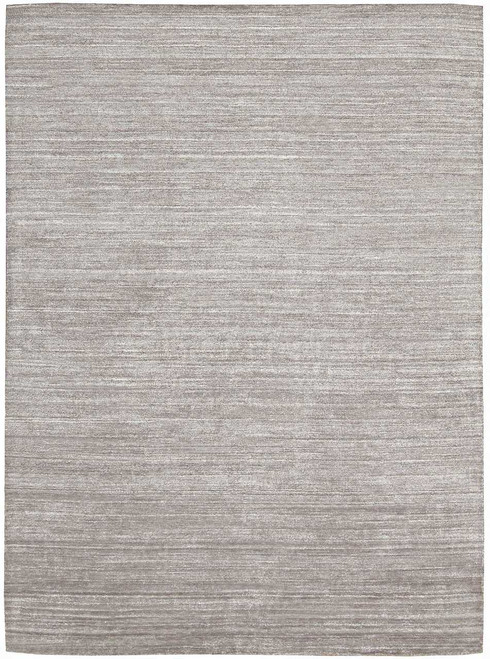 Calvin Klein Home Shimmer Mineral Silver Area Rug by Nourison