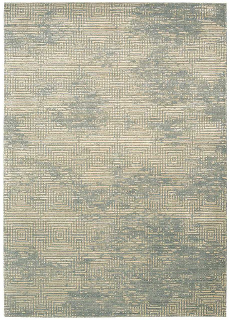 Calvin Klein Home Maya Pasha Mineral Area Rug by Nourison