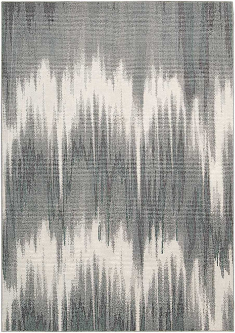 Calvin Klein Home Gradient Shoal Baltic Area Rug by Nourison