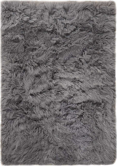 Calvin Klein Collection Moritz Matterhorn Smoke Area Rug by Nourison