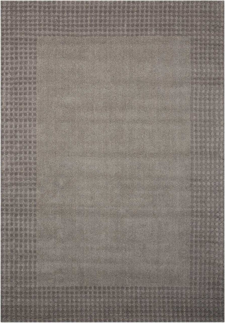 Kathy Ireland Cottage Grove Steel Area Rug by Nourison