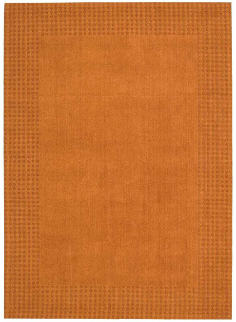 Kathy Ireland Cottage Grove Terracotta Area Rug by Nourison