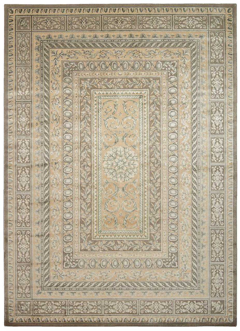 Michael Amini Platine Multicolor Area Rug by Nourison