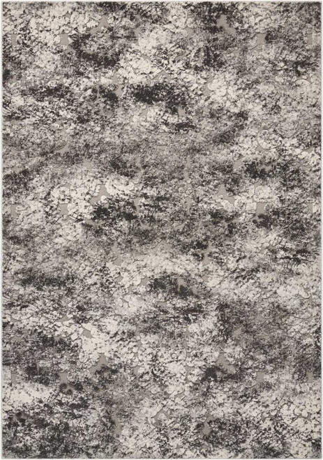 Michael Amini Gleam Ash Area Rug by Nourison