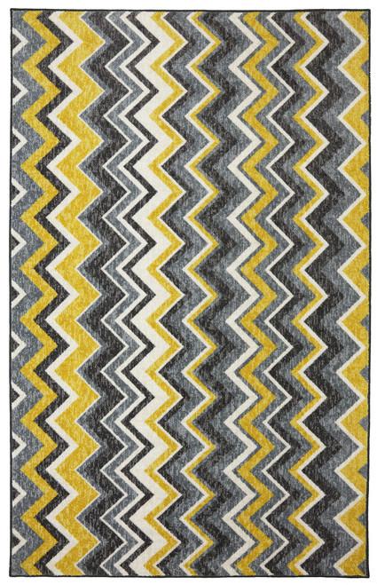 Mohawk New Wave Ziggidy Yellow