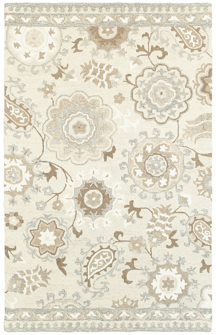 Oriental Weavers Craft OW-93005 IVORY | Hot Deals