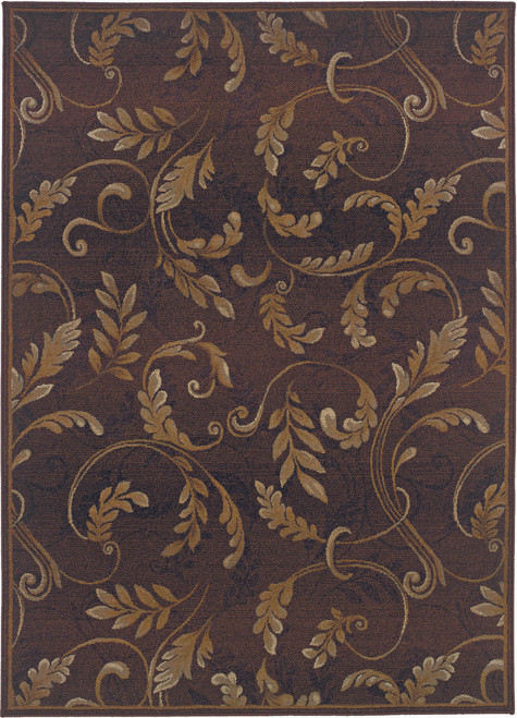 Oriental Weavers Genesis OW-3X BROWN | Hot Deals