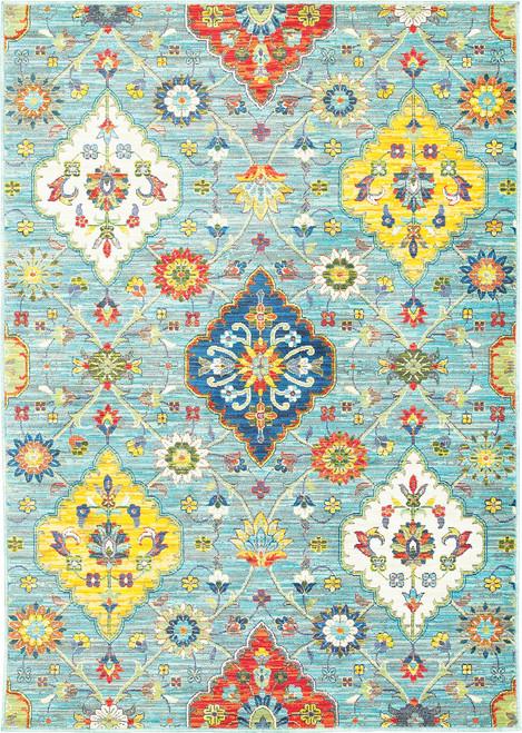 Oriental Weavers Joli OW-4929L BLUE | Hot Deals