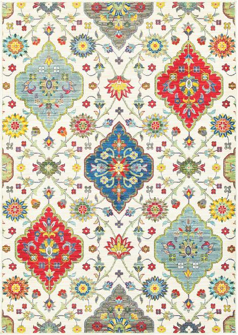 Oriental Weavers Joli OW-4929W IVORY | Hot Deals