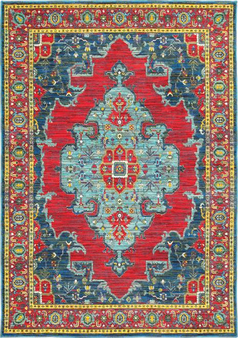 Oriental Weavers Joli OW-1331S BLUE | Hot Deals