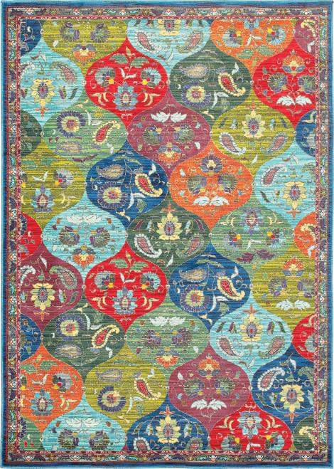 Oriental Weavers Joli OW-9648S MULTI | Hot Deals
