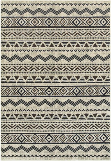 Oriental Weavers Linden OW-7824A GREY | Hot Deals