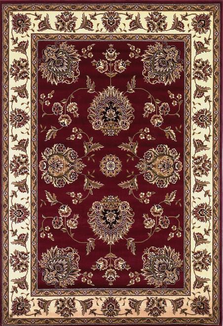 KAS Cambridge 7340 Red Ivory Mahal