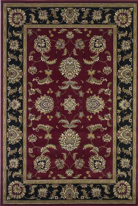 KAS Cambridge 7342 Red Black Bijar
