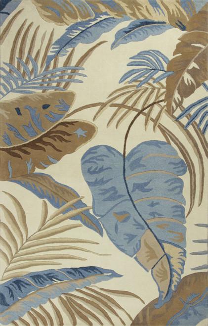 KAS Havana 2624 Ivory Blue Rainforest