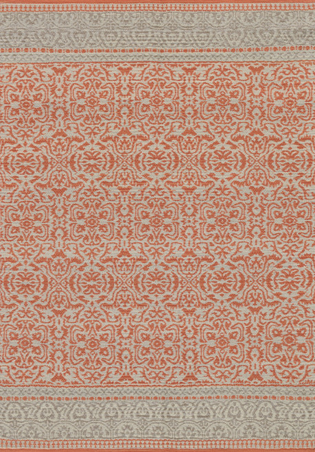 Magnolia Home Emmie Kay KM-02 PERSIMMON GREY by Joanna Gaines