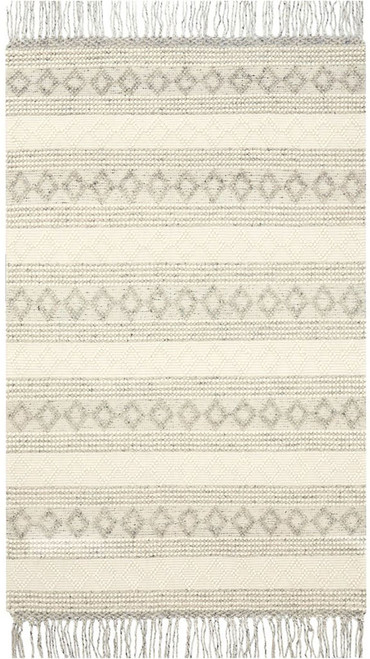 Magnolia Home HOLLOWAY YH-01 GREY-IVORY by Joanna Gaines