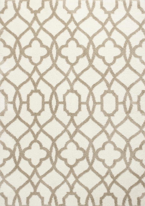 KAS Oasis 1652 Ivory Beige Ironwork